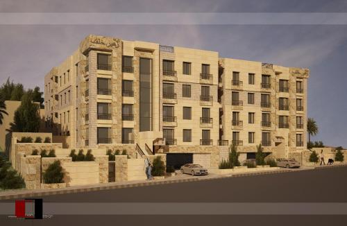 Harzallah Apartments-Gardens, Amman