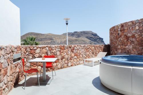 Junior Suite with Sea View Hotel Spa Calagrande Cabo de Gata 7