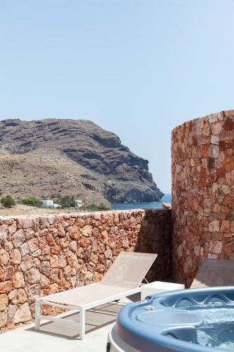 Junior Suite with Sea View Hotel Spa Calagrande Cabo de Gata 1