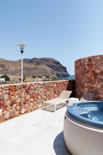 Junior Suite with Sea View Hotel Spa Calagrande Cabo de Gata 6