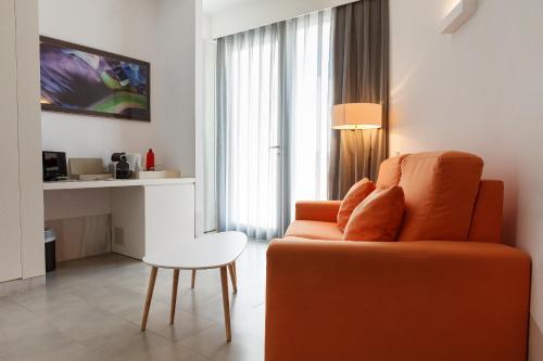 Junior Suite with Sea View Hotel Spa Calagrande Cabo de Gata 3