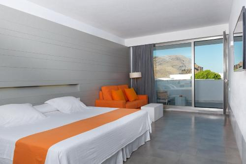 Superior Double Room Hotel Spa Calagrande Cabo de Gata 5