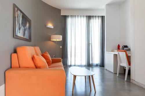 Junior Suite with Sea View Hotel Spa Calagrande Cabo de Gata 2