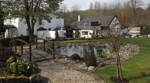 Photo of Glazert Country House Hotel Hotel Bed and Breakfast Accommodation in Lennoxtown East Dunbartonshire