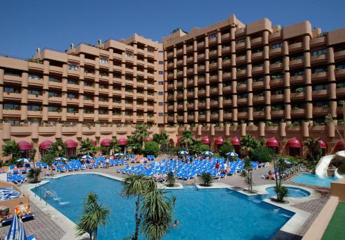 AlmuГ±ecar Playa Spa Hotel