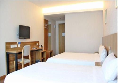 Standardna soba s 2 odvojena kreveta  (Mainland Chinese Citizens - Standard Twin Room)