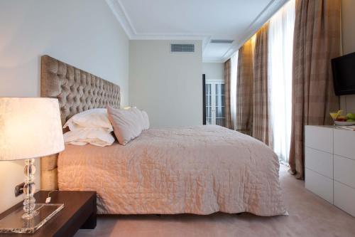 Classic Doppel- oder Zweibettzimmer Castillo Del Bosque La Zoreda 1