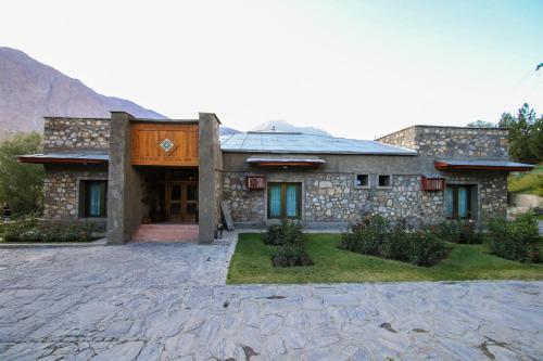 Khorog Serena Inn, Khorog