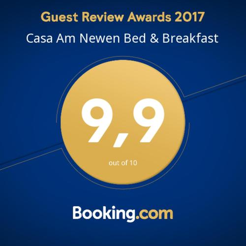 Casa Am Newen Bed & Breakfast