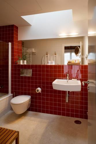 Doppel-/Zweibettzimmer mit eigener Terrasse Sant Joan de Binissaida 7