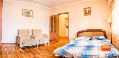 Apartment on 64 Abai str, Almaty