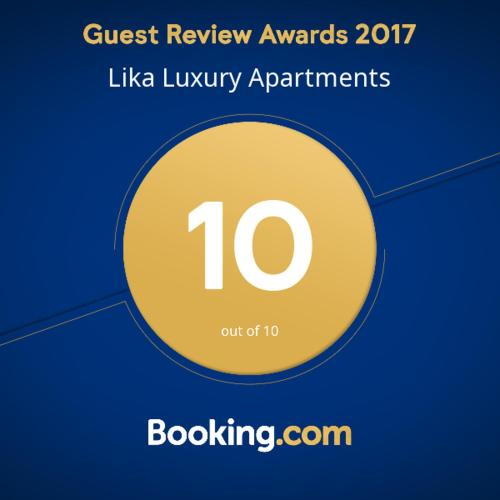 Lika Luxury Apartments