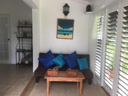 smithy's eco-apartment, Morne Jaloux Ridge
