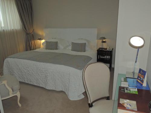Classic Doppel- oder Zweibettzimmer Castillo Del Bosque La Zoreda 3