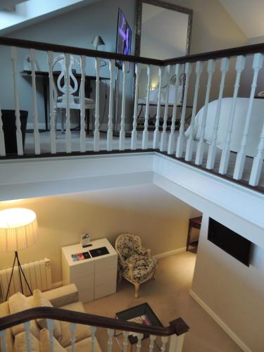 Habitación Doble Dúplex Castillo Del Bosque La Zoreda 6