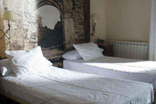 Doppel- oder Zweibettzimmer Hotel Rural & Spa Las Nubes 5