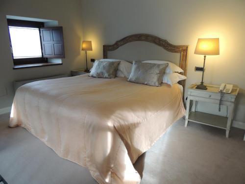 Classic Doppel- oder Zweibettzimmer Castillo Del Bosque La Zoreda 5