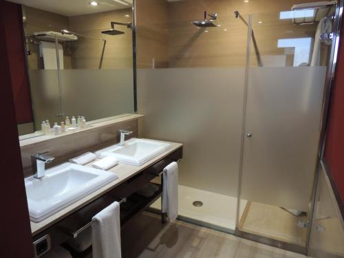 Classic Doppel- oder Zweibettzimmer Castillo Del Bosque La Zoreda 6