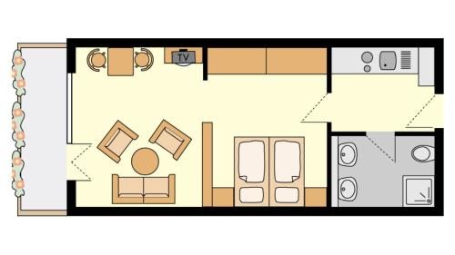 Apartment with Terrace - 2