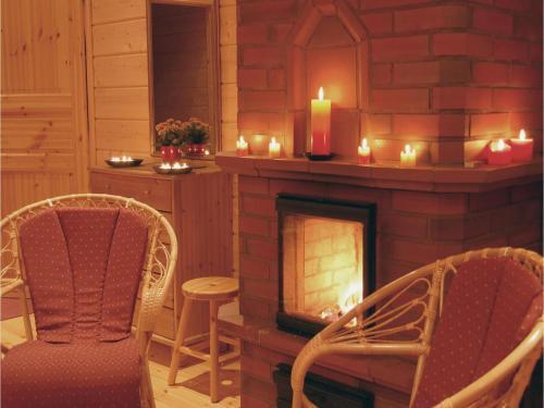 Holiday Home SF-58810 Kallislahti with Fireplace 11