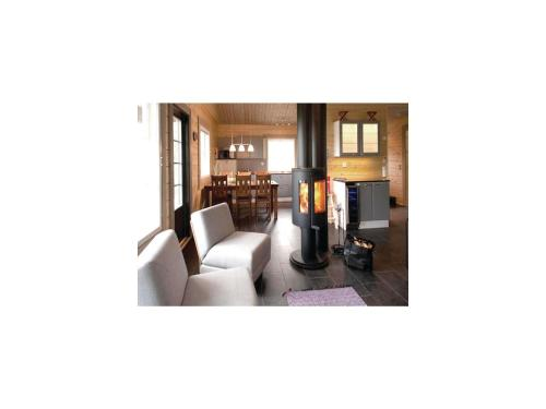 Holiday Home SF-52300 Ristiina with Fireplace 05