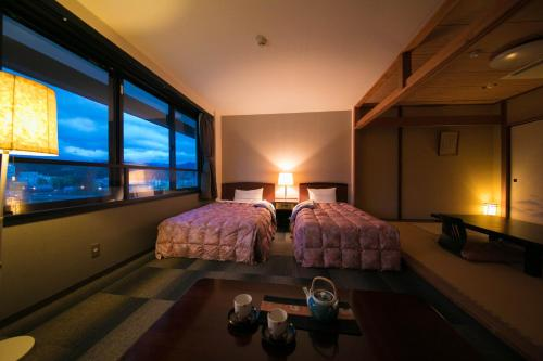 Room with Tatami Area - Smoking