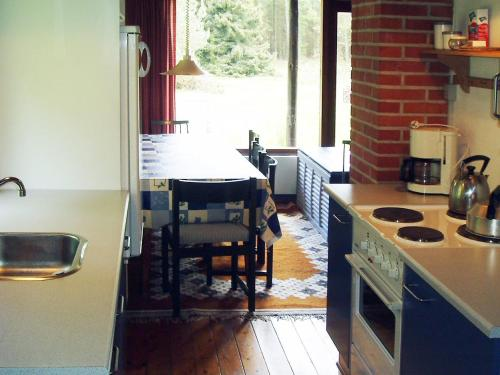 Two-Bedroom Holiday home in Allingåbro 1