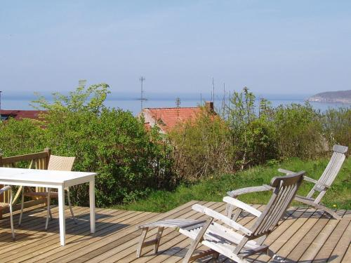 Two-Bedroom Holiday home in Hasle 1
