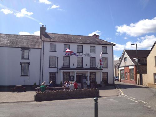 Castle Hotel, The,Llandovery
