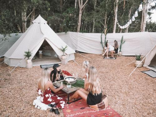 The Village Glamping