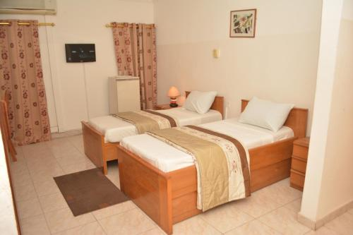 Habitación doble o con 2 camas (Double or Twin Room)