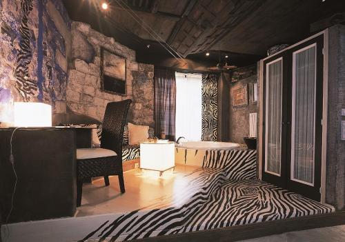 Habitación Doble Superior - Uso individual Casona Camino Real De Selores 7