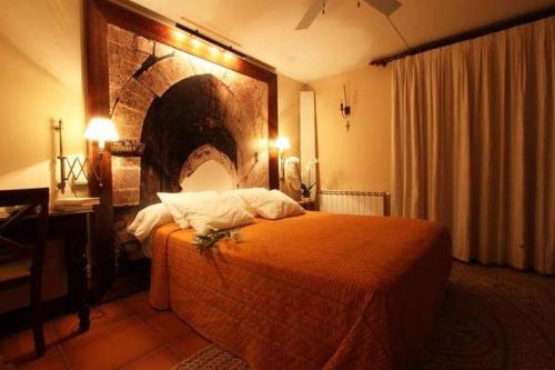 Doppel- oder Zweibettzimmer Hotel Rural & Spa Las Nubes 3