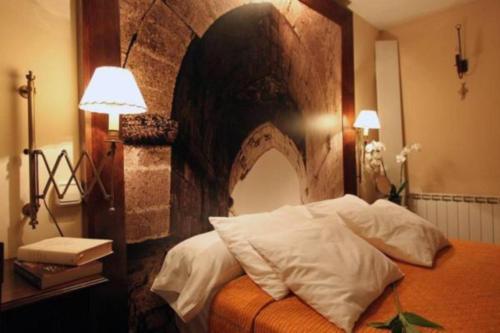 Doppel- oder Zweibettzimmer Hotel Rural & Spa Las Nubes 1