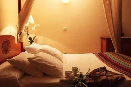 Doppel- oder Zweibettzimmer Hotel Rural & Spa Las Nubes 6