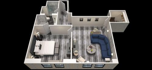Suite Familiar - 1 quarto (One-Bedroom Family Suite)