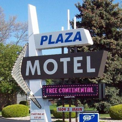 The Plaza Motel