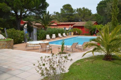 Отель Chambres d'Hôtes Les Mayombes 0 звёзд Франция