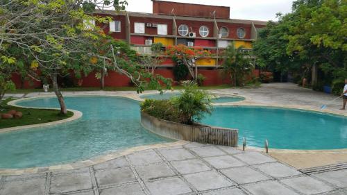 Flat Condominio Gaivotas Alcobaça BA