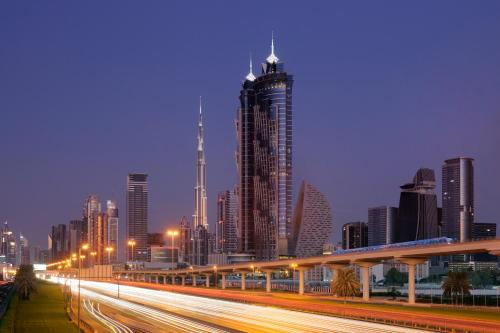 JW Marriott Marquis Hotel Dubai photo 29