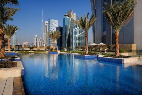 JW Marriott Marquis Hotel Dubai photo 33