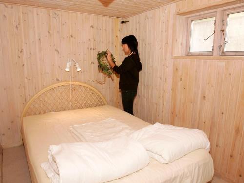 Three-Bedroom Holiday home in Løkken 68