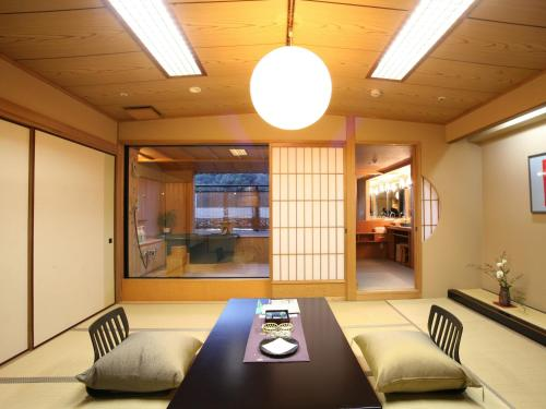 Japanese-Style Superior Room with Open Bath - Sansui