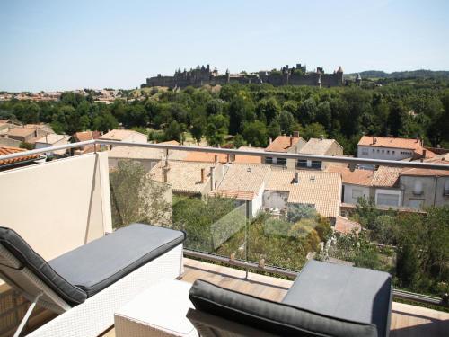 Les Balcons de la Cité - Les Suites du Saint Nazaire