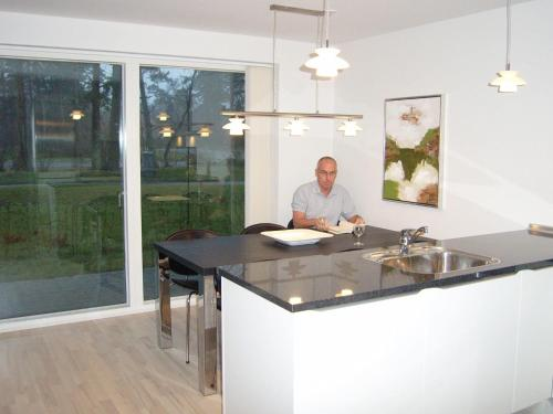 Two-Bedroom Holiday home in Væggerløse 15