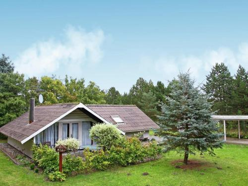 Three-Bedroom Holiday home in Rødby 29