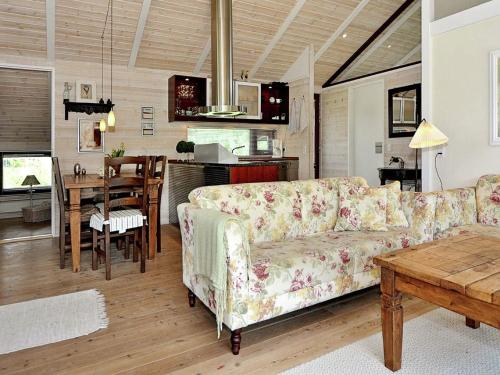 Three-Bedroom Holiday home in Knebel 27