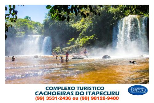 Pousada Cachoeiras do Itapecuru