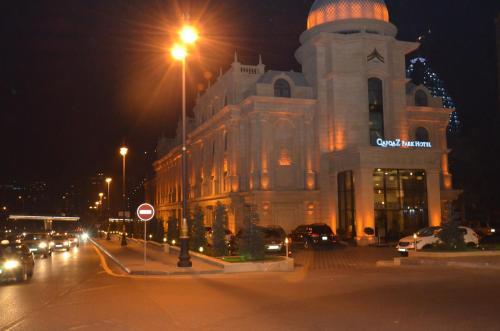 Qafqaz Park Hotel front view