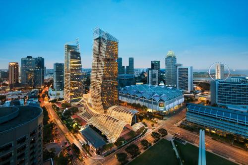 JW Marriott Hotel Singapore South Beach, Singapur